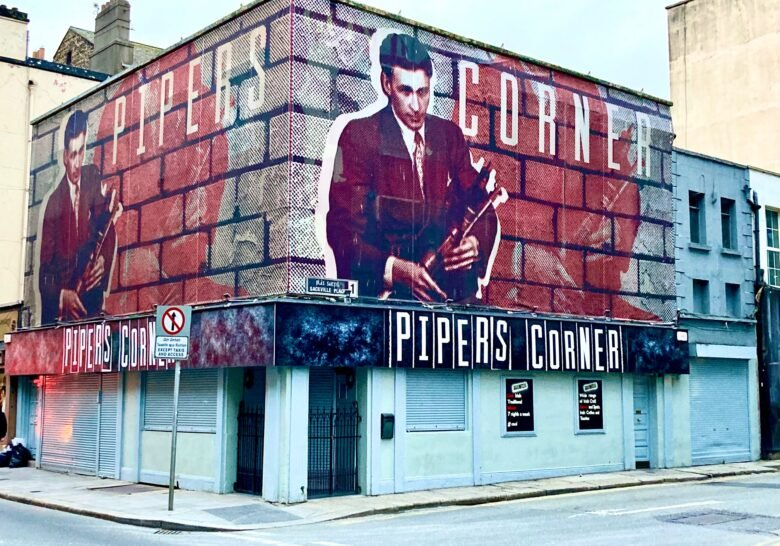 Pipers Corner Dublin