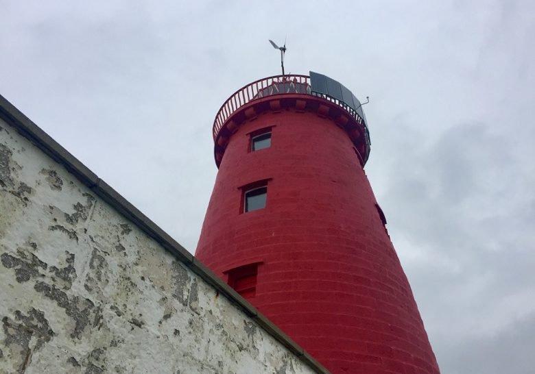 Poolbeg Lighthouse Dublin