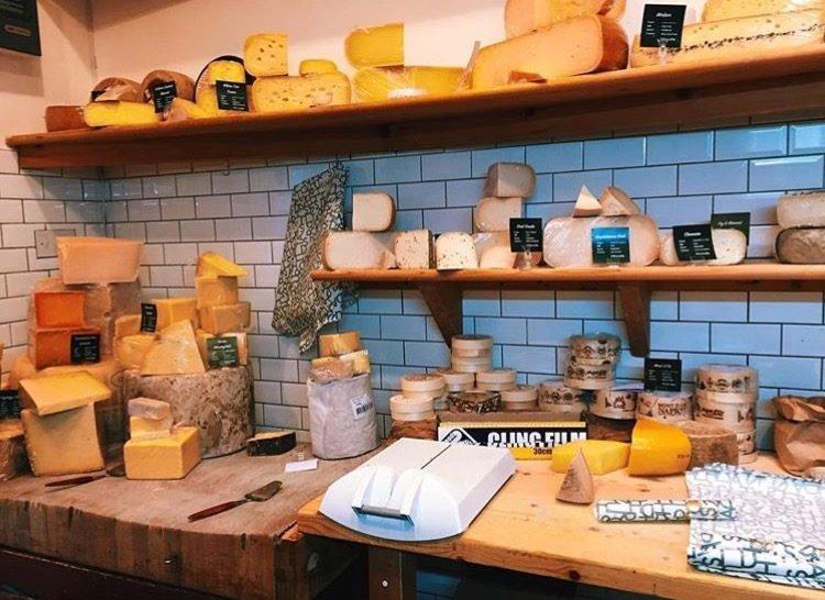 Sheridan's Cheesemonger Dublin