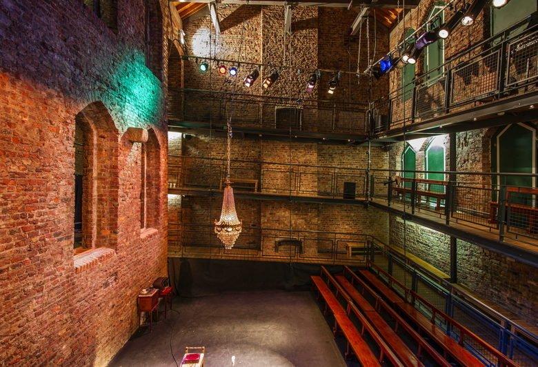 Smock Alley Theatre Dublin