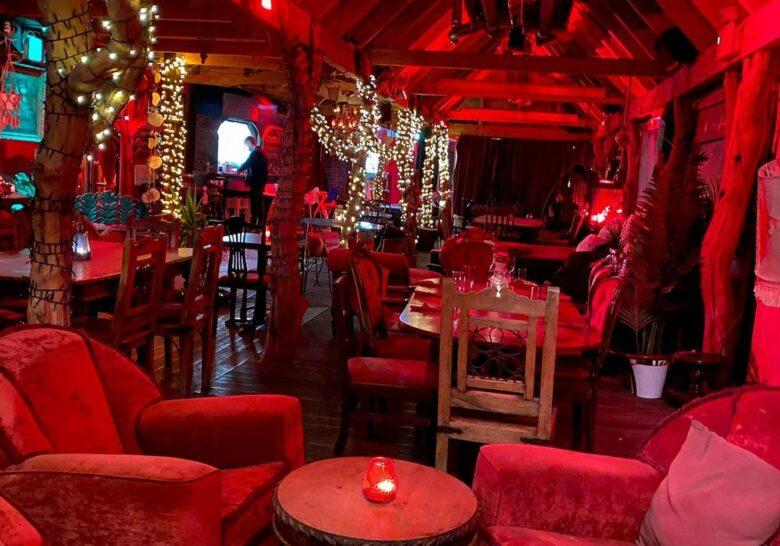 The Dog House & Blue's Tea Rooms Dublin