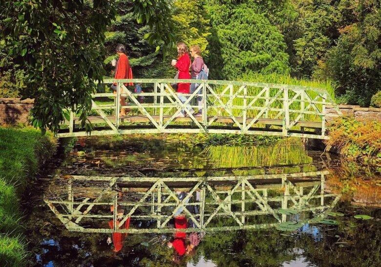 The National Botanical Gardens Dublin