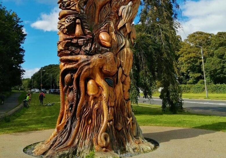 The Peace Tree  Dublin