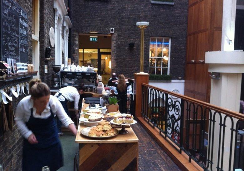 The Pepper Pot Cafe Dublin