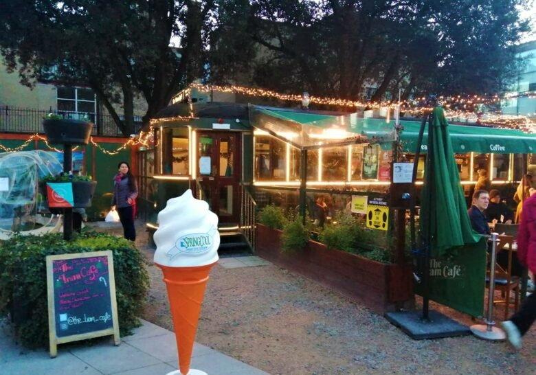 The Tram Café Dublin