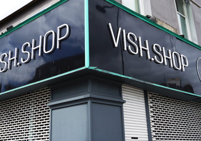 Vish Shop – Give fish a break
