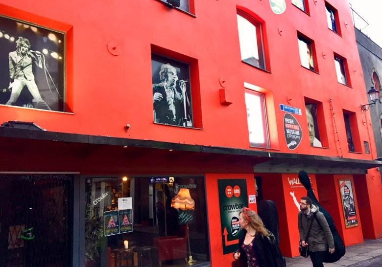 Wall of Fame – Irish musicians in one spot