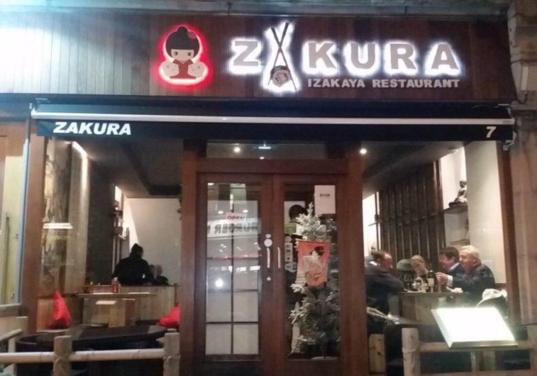 Zakura Izakaya Dublin