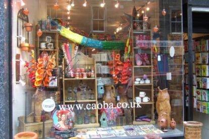 The Best Local Shopping Spots in Edinburgh