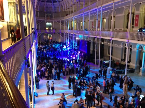 Museum Lates Edinburgh