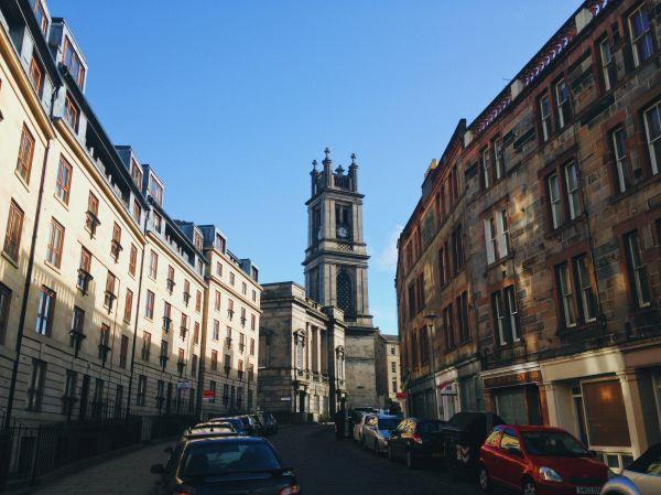 Stockbridge – The other side of Edinburgh