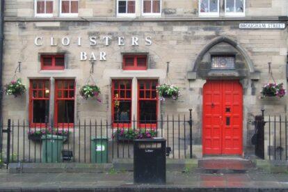 Cloisters Edinburgh