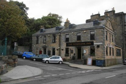 The Starbank Inn Edinburgh