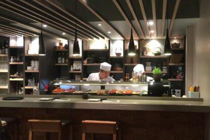 Kanpai Sushi Edinburgh