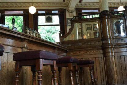 The Roseburn Bar Edinburgh