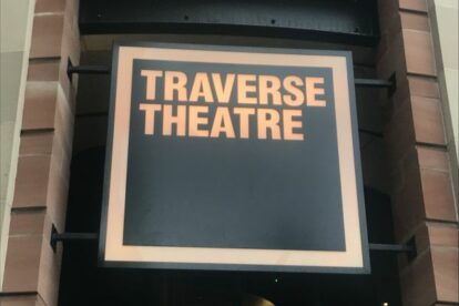 Traverse Theatre Edinburgh