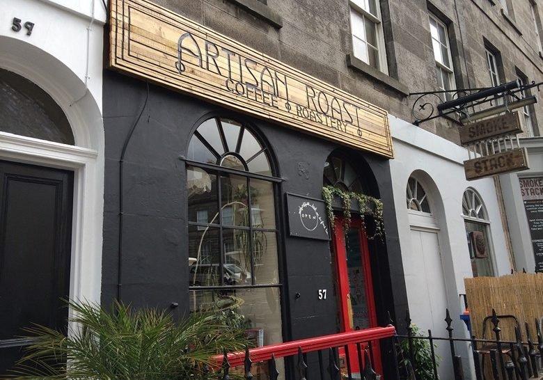 Artisan Roast Edinburgh