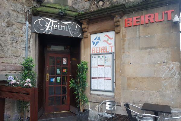 Beirut Edinburgh