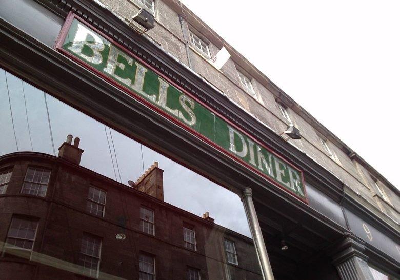Bell's Diner Edinburgh