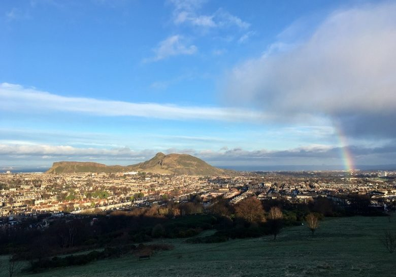 Blackford Hill Edinburgh