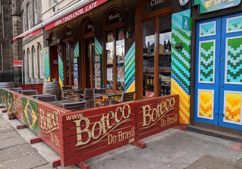 Boteco do Brasil Edinburgh