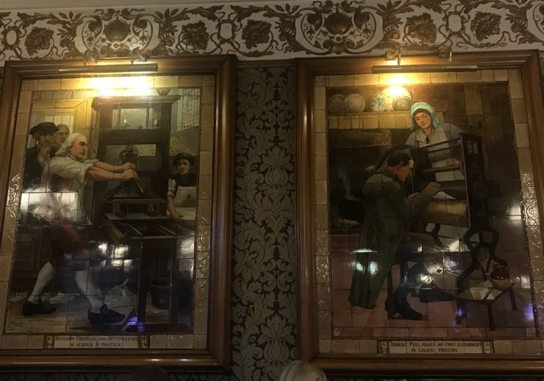Cafe Royal – The most beautiful pub?
