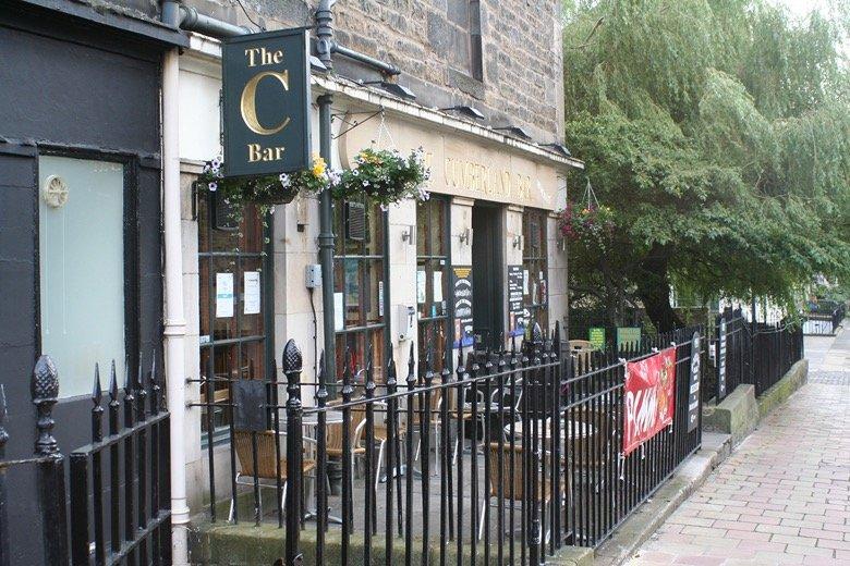 Cumberland Bar Edinburgh