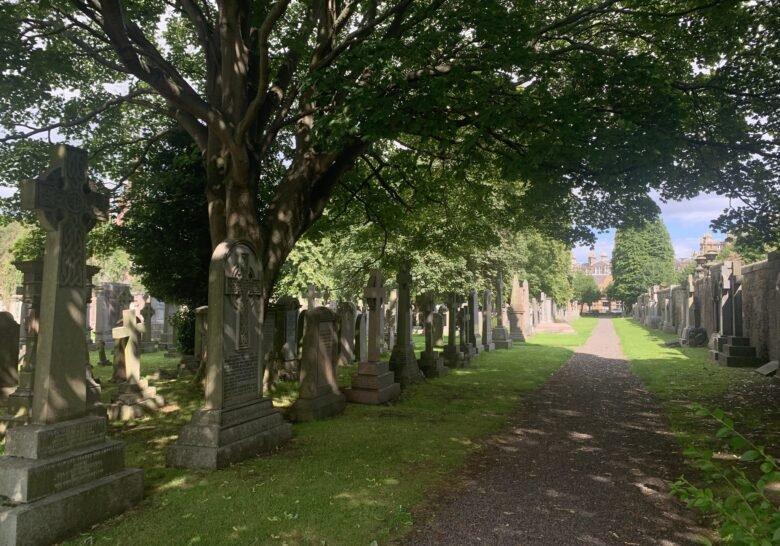 Dean Cemetery Edinburgh