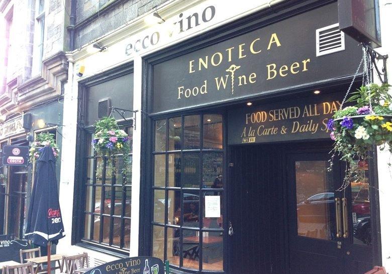 Ecco Vino Edinburgh
