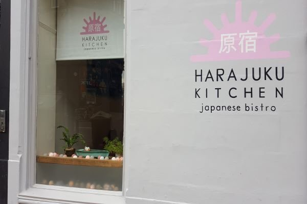 Harajuku Kitchen Edinburgh