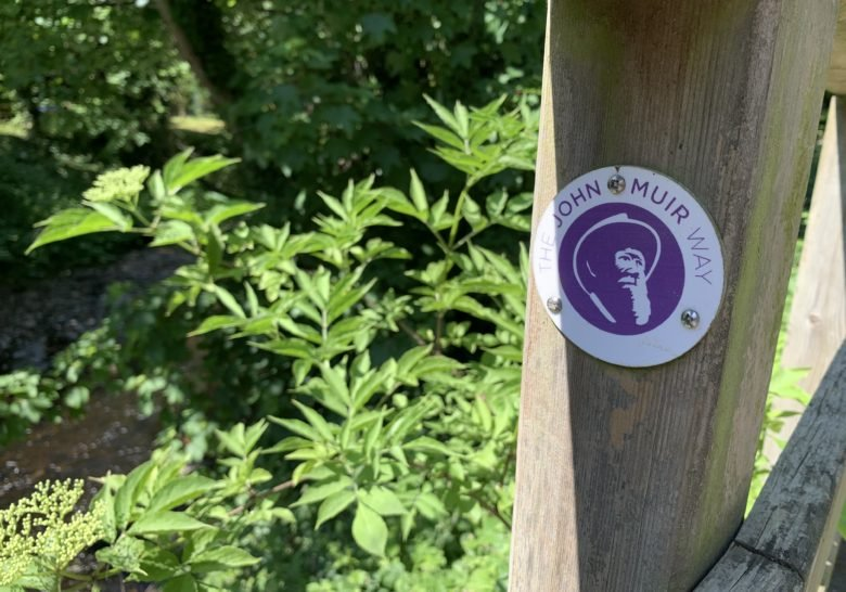 John Muir Way Edinburgh