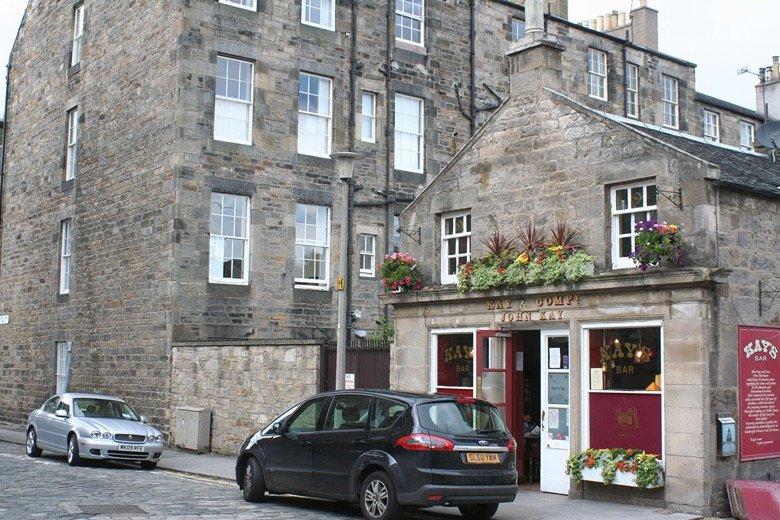 Kay's Bar Edinburgh