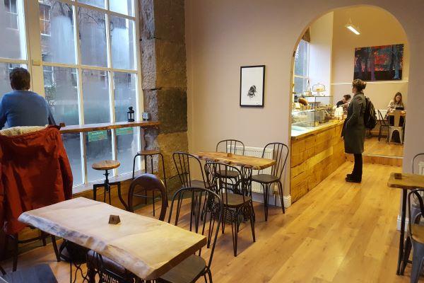 Leaf & Bean Deli Café Edinburgh