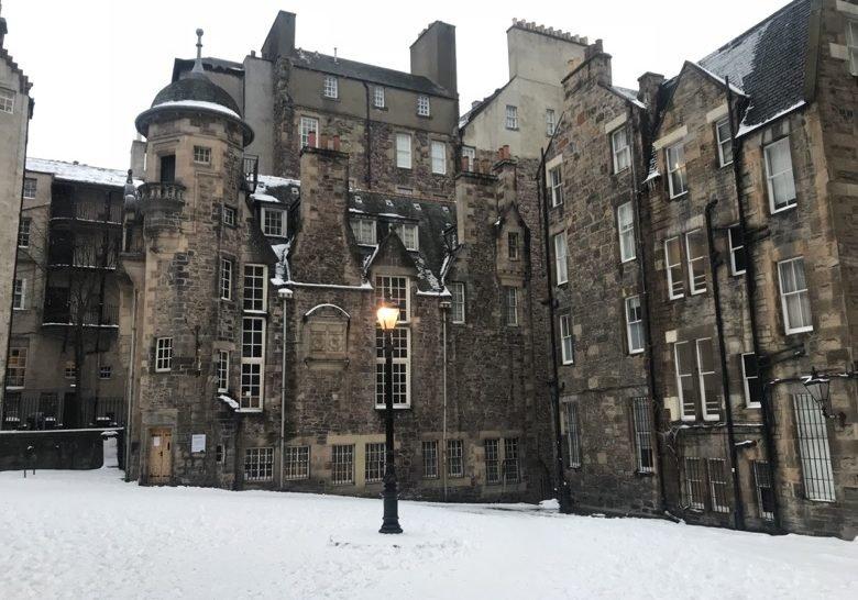 Makars' Court Edinburgh