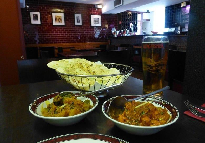 Mother India Cafe Edinburgh