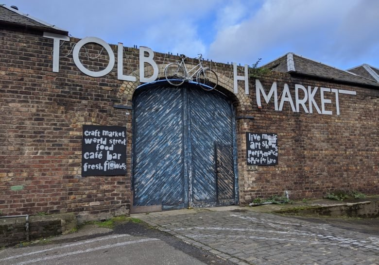 Old Tolbooth Market Edinburgh
