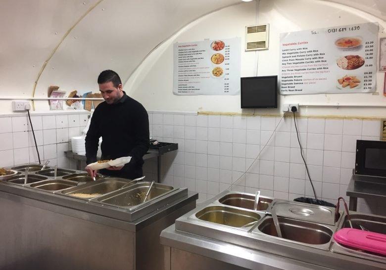 Original Mosque Kitchen Edinburgh