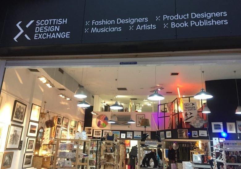 Scottish Design Exchange Edinburgh
