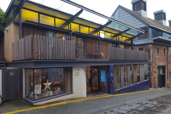 Scottish Poetry Library Edinburgh
