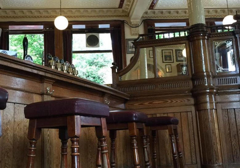 The Roseburn Bar Edinburgh