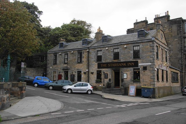 The Starbank Inn Edinburgh