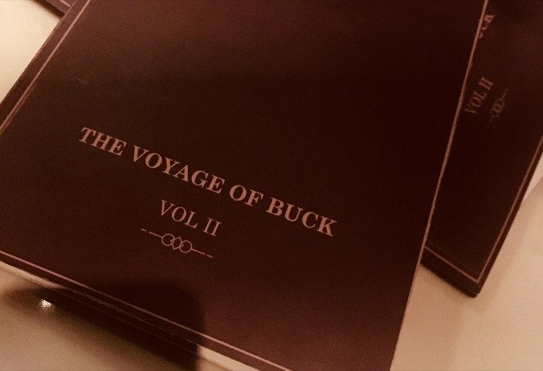 The Voyage of Buck – Classy New Town cocktails