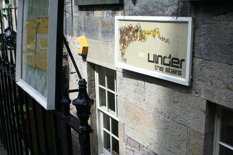 Under the Stairs Edinburgh