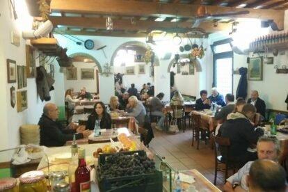 Trattoria Sabatino Florence