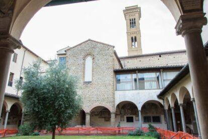 Cenacolo di Ognissanti Florence