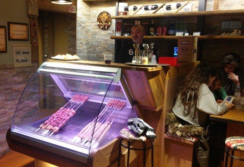 Ararat Restaurant Florence