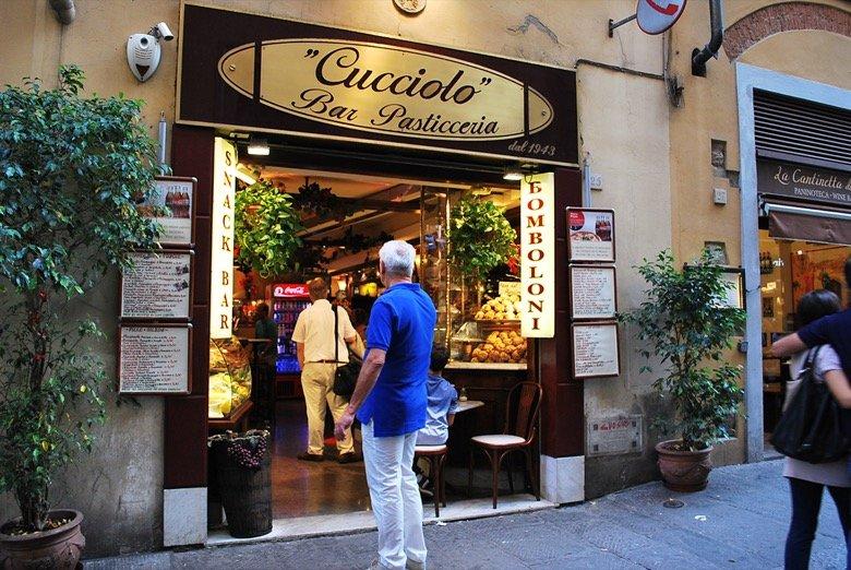 Bar Pasticceria Cucciolo Florence