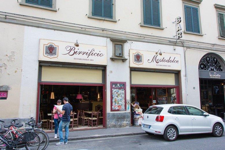 Birrificio Mostodolce Florence