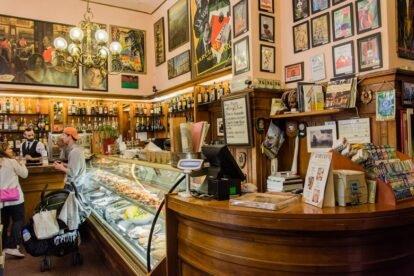 Caffè Giubbe Rosse Florence