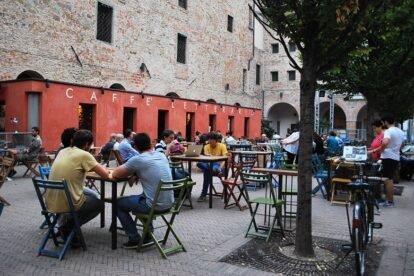 Caffè Letterario Le Murate Florence